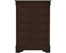 Lilian Dark Tone Drawer Chest