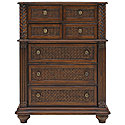 Dark Tone Drawer Chest