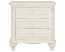 Victoria White Nightstand