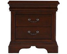 Bella Dark Tone Nightstand