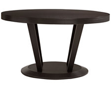 Encore2 Dark Tone Round Table