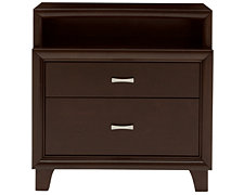 Terrace Dark Tone Nightstand