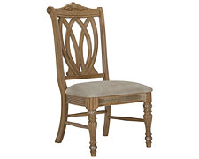 Tradewinds Light Tone Wood Side Chair