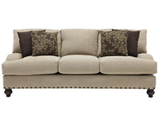 Summer2 Khaki Fabric Sofa