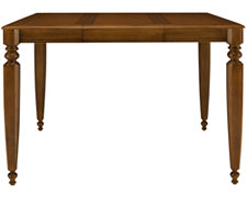Claire Mid Tone High Dining Table