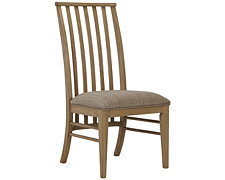Forecast Light Tone Wood Side Chair