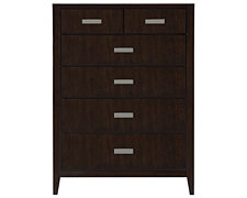 Pacifica Dark Tone Drawer Chest