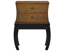 Calder Two-Tone Small Accent Chest