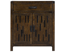 Reclaimed Dark Tone Accent Chest