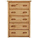 Mid Tone Drawer Chest