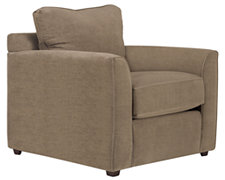 Express3 Lt Brown Microfiber Chair