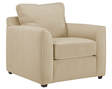 Express3 Lt Beige Microfiber Chair