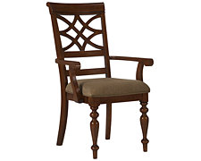Oxford Mid Tone Arm Chair
