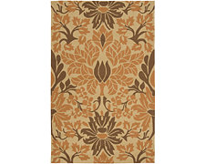 Rain Rust Indoor/Outdoor 8x10 Area Rug