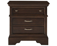 Canyon Mid Tone Drawer Nightstand