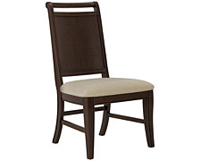 Canyon Mid Tone Wood Side Chair