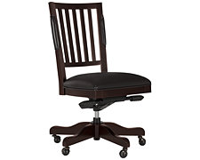 Corbin Dark Tone Desk Chair