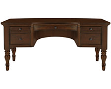 Tilman Mid Tone Large Writing Desk