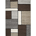 Brown 5X8 Area Rug