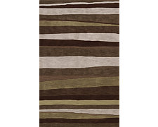 Kiwi Brown 8X10 Area Rug