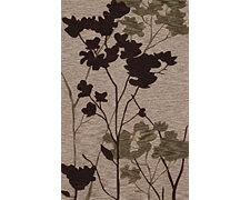 Trees Lt Beige 8X10 Area Rug