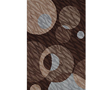 Roe Brown 8X10 Area Rug
