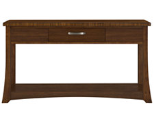 Milan Mid Tone Storage Sofa Table