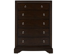 Garner Dark Tone Drawer Chest