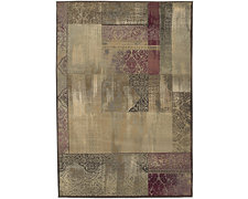 Evolve Multi 5X8 Area Rug