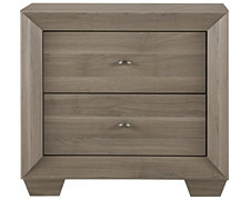 Adele2 Light Tone Nightstand