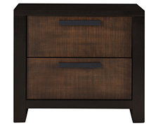Olympia Two-Tone Nightstand