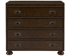 Commonwealth Dark Tone Accent Chest