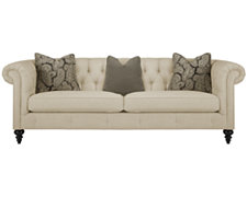 Gallagher Lt Beige Fabric Sofa