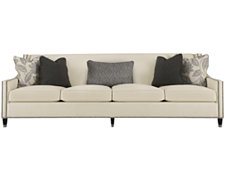 Palisades Lt Beige Fabric Large Sofa