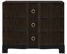 Vance Dark Tone Accent Chest