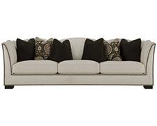 Kirkland Lt Beige Fabric Large Sofa