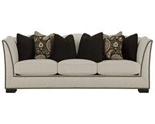 Kirkland Lt Beige Fabric Small Sofa