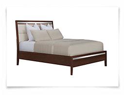 Tivoli Mid Tone Platform Bed