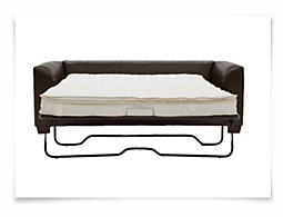 Safari Two-Tone Collage Innerspring Sleeper
