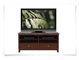 """City Lights Marble 60"""" TV Stand"""