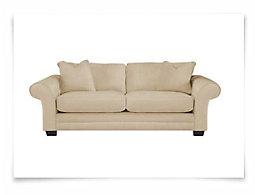 Jesi3 Lt Beige Microfiber Sofa