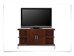 """Soho Dark Tone 56"""" TV Stand"""