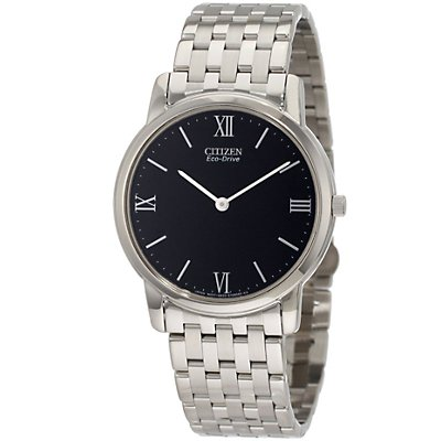 Citizen Eco-Drive Stiletto Black (Men's)