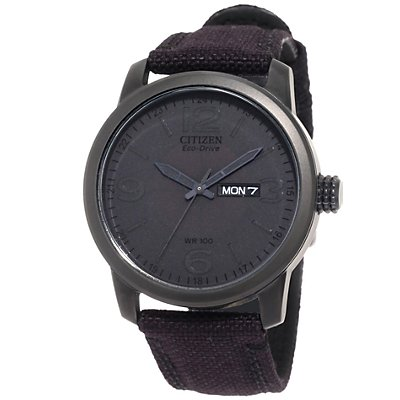 Citizen Eco-Drive All Black (Men's)