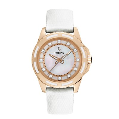 Bulova 12 Diamond Dial (Women's)