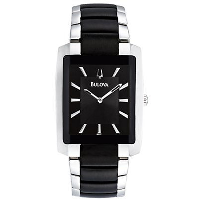 Bulova Dress Black Ion (Men's)