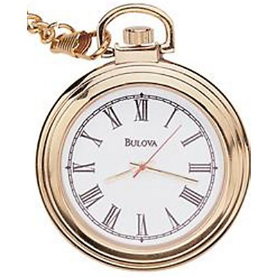 Bulova Ashton Pocket Watch (Men's)