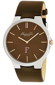 Kenneth Cole Slim Brown Dial (Men's)