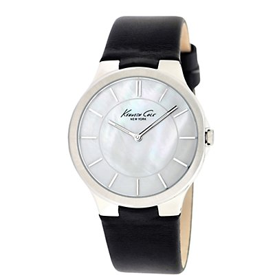 Kenneth Cole Slim MOP Dial (Women's)