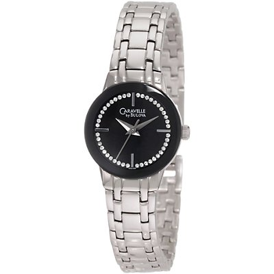 Caravelle Black Crystal (Women's)